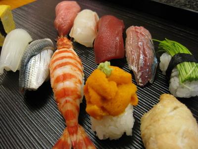 Photo de Sushi par M. Takeuchi